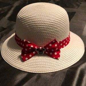 Disney Minnie Mouse Sun Hat